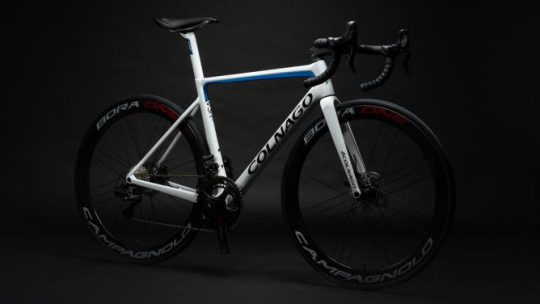 COLNAGOから新型のV3RSが発表