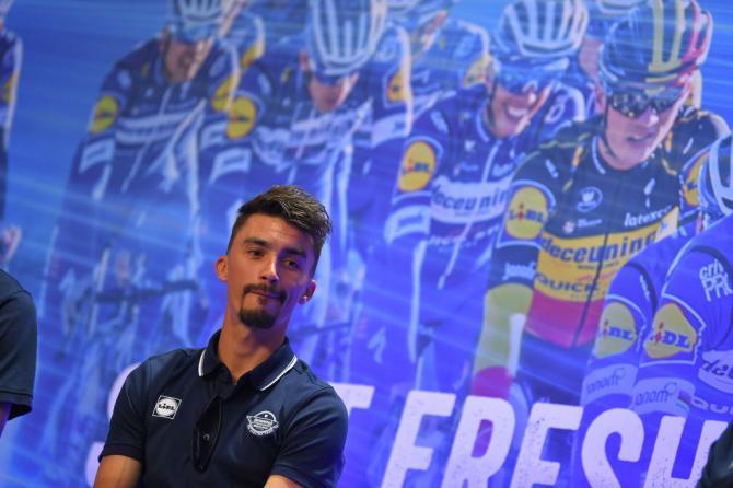Deceuninck-QuickStepはツール・ド・フランスでも勝利を稼ぎに行く。